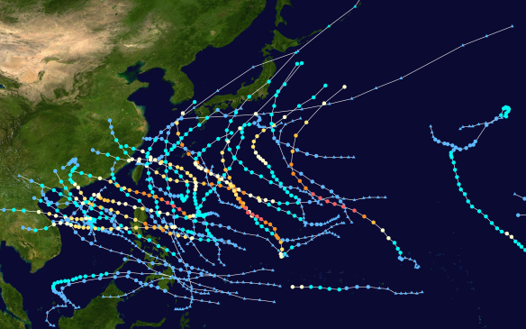 2013_Pacific_typhoon_season_summary